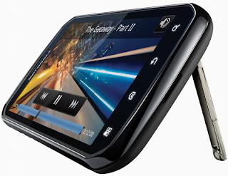 Spesifikasi Motorola Photon 4G Android 2.3 Terbaru 2011