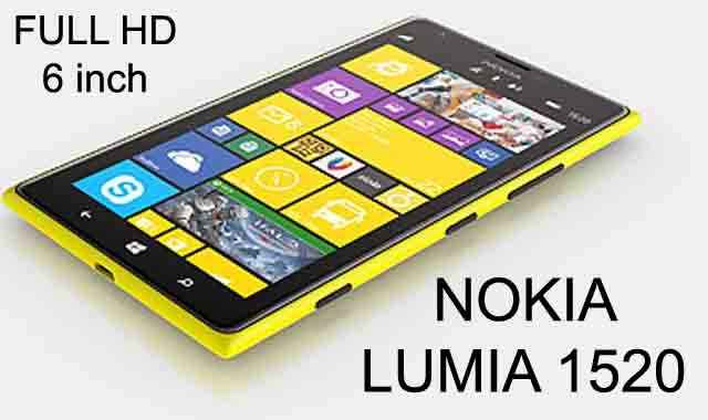 THE BEST PERFORMANCE OF NOKIA LUMIA 1520