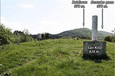Cima de San Kiliz