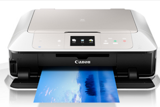 Download Printer Driver Canon PIXMA MG7550