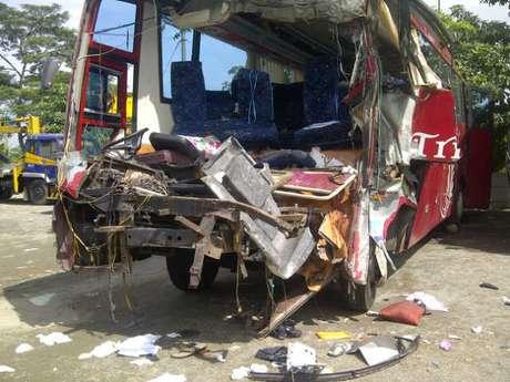 Kronologi Kecelakaan Bus Vs Truk di Cipularang yang Tewaskan 7 Orang