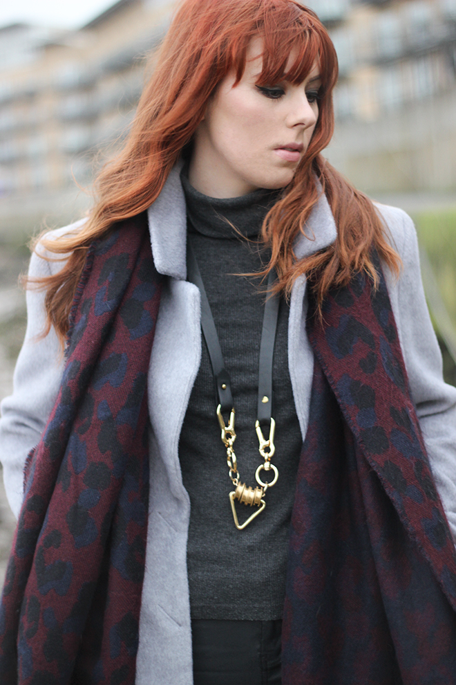 UK Fashion Blogger - Moxham Necklace - Winter Looks