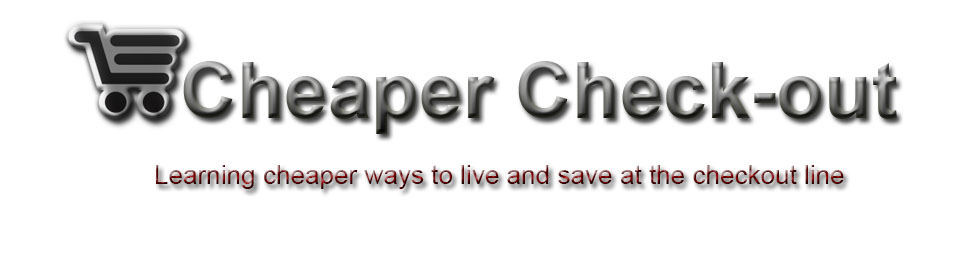 Cheaper ways to live and save.