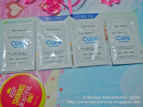 Cure Natural Aqua Gel, BDJ Box, BDJ Box subscription, BDJ Box unboxing