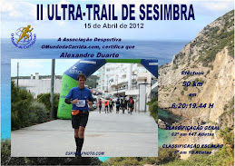 Ultra-Trail de Sesimbra 2012