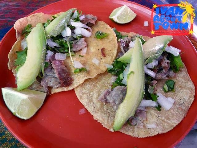 Mexican Taco: Tacos de Asador
