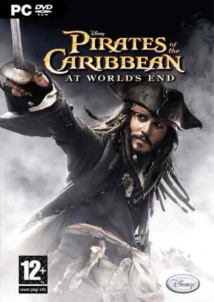 Piratas del Caribe En el fin del Mundo [PC Full] Español [ISO] DVD5 Descargar