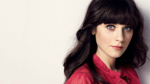 Top 20 Most Beautiful Female Celebrities: Zooey Deschanel
