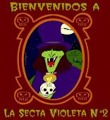 Arturo Vigil en La Secta Violeta 2 (España)
