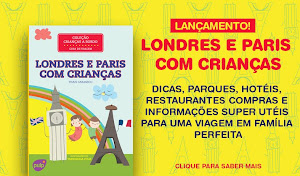 Londres e Paris com Crianas
