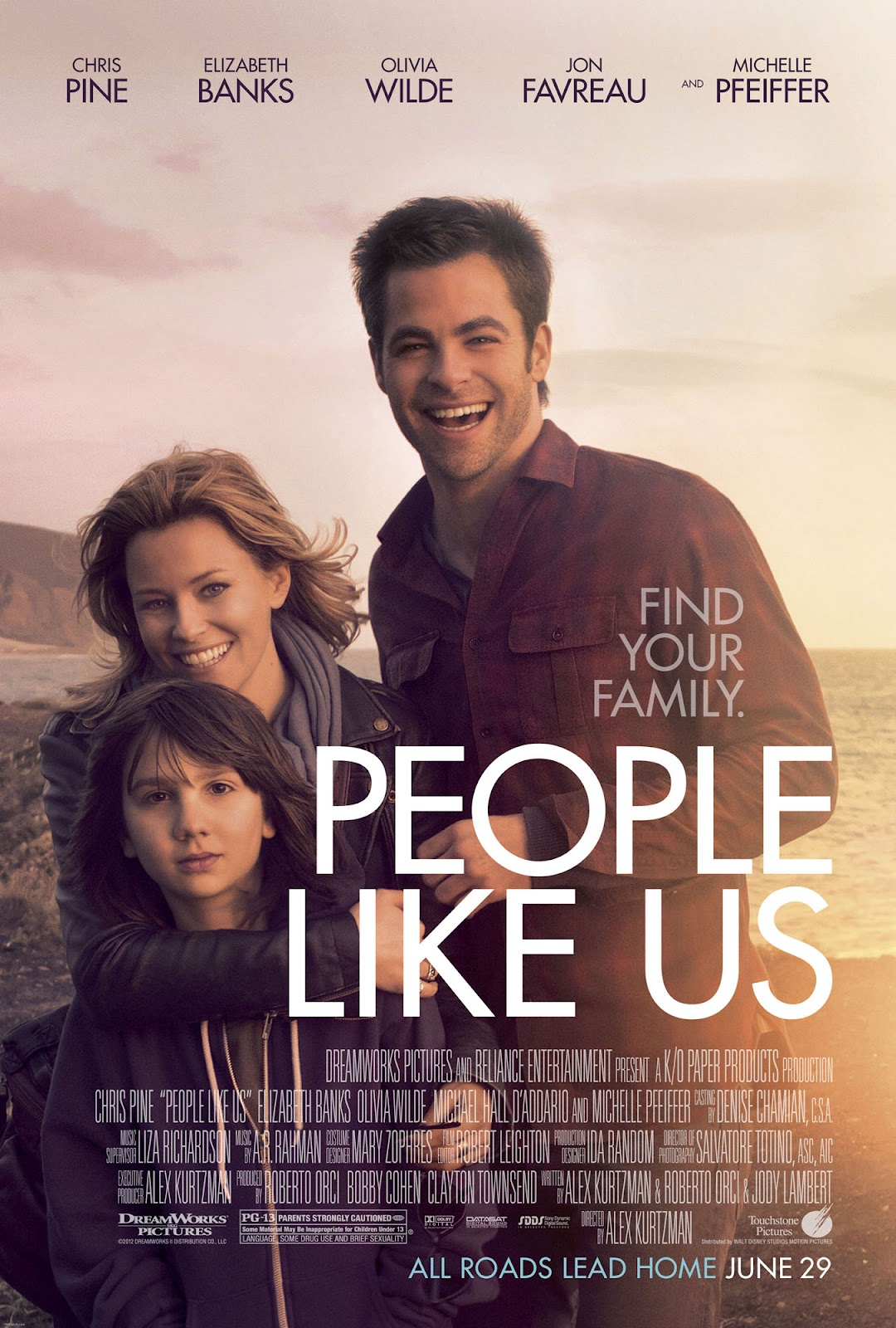 Watch People Like Us Movie Online Free 2012