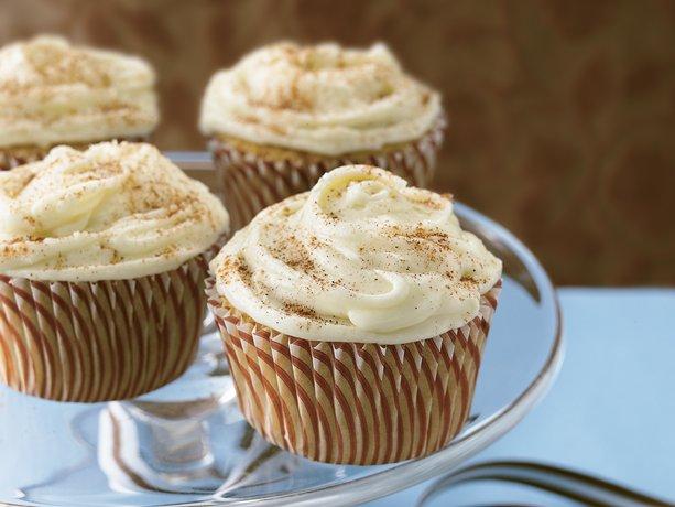Chai Tea Cupcake Recipe