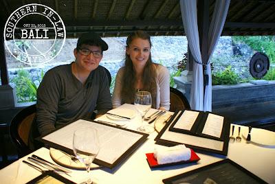 Gluten Free in Bali - Cascades Restaurant Allergy Friendly