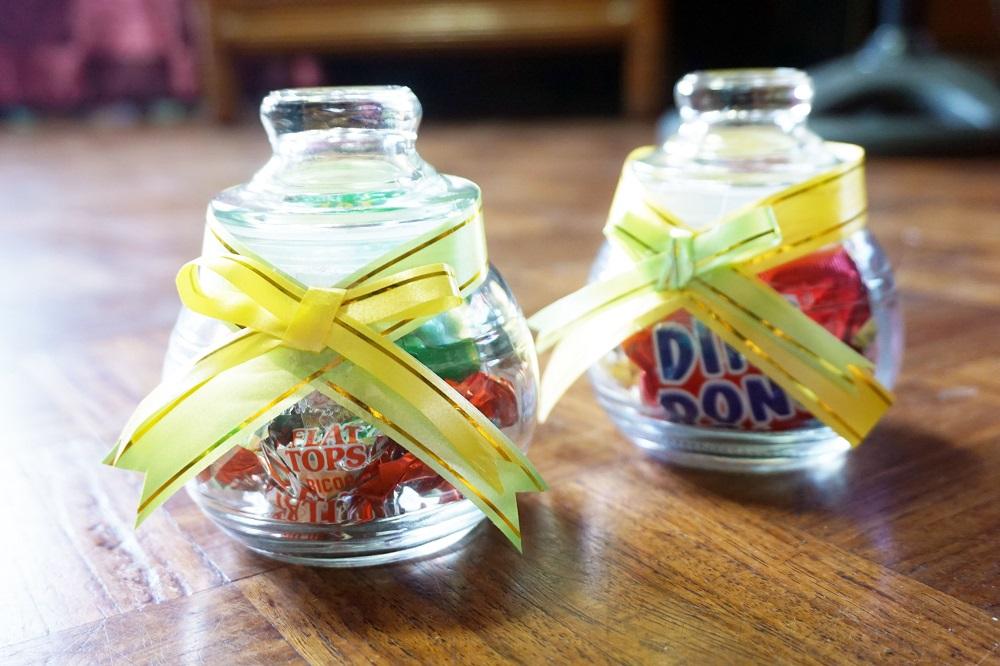 DIY: Goodies in a Jar