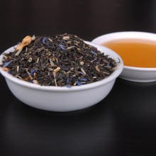 french earl  grey tea leaves