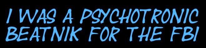 Psychotronic Beatnik