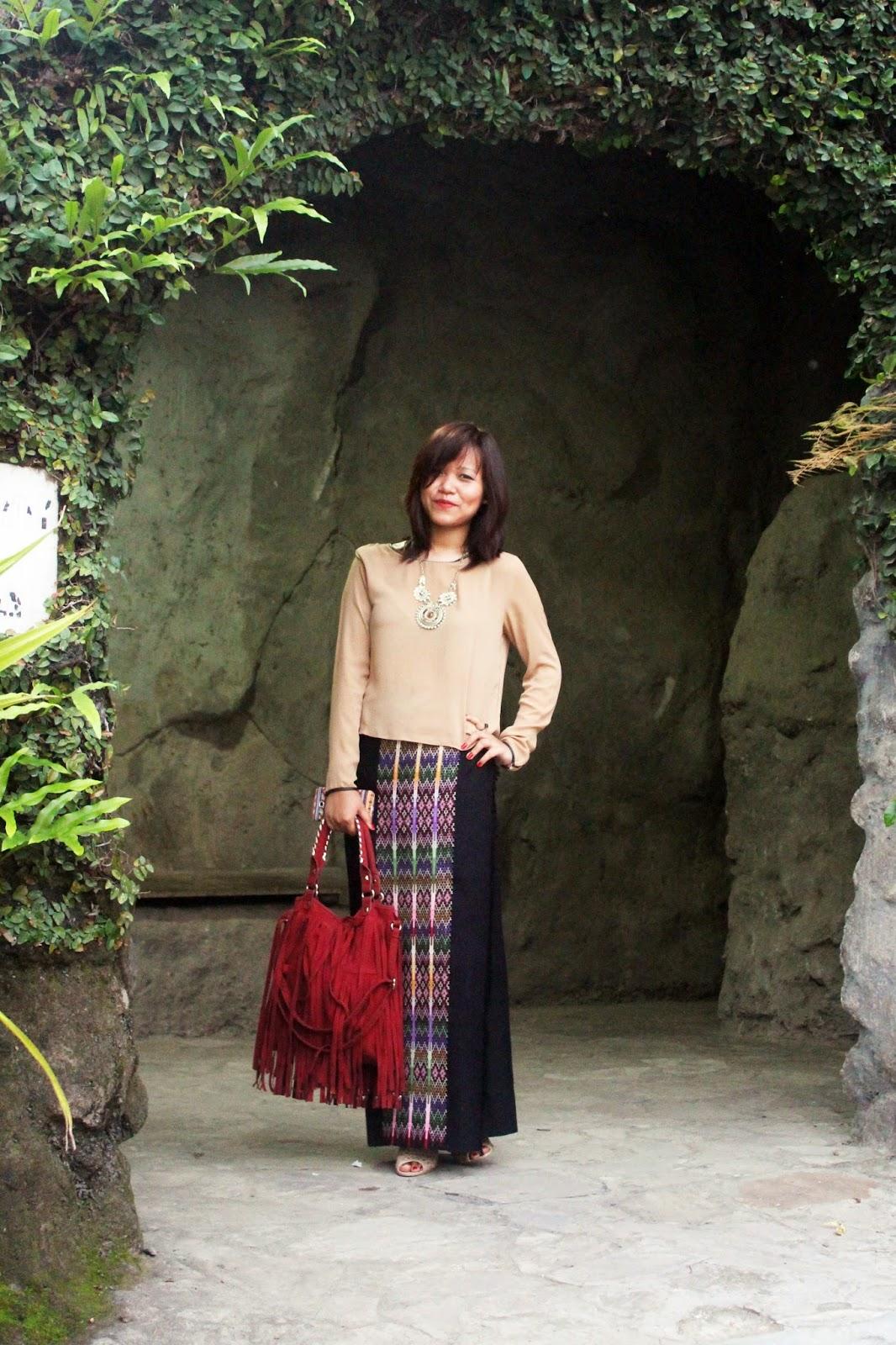 Mizo fashion dress