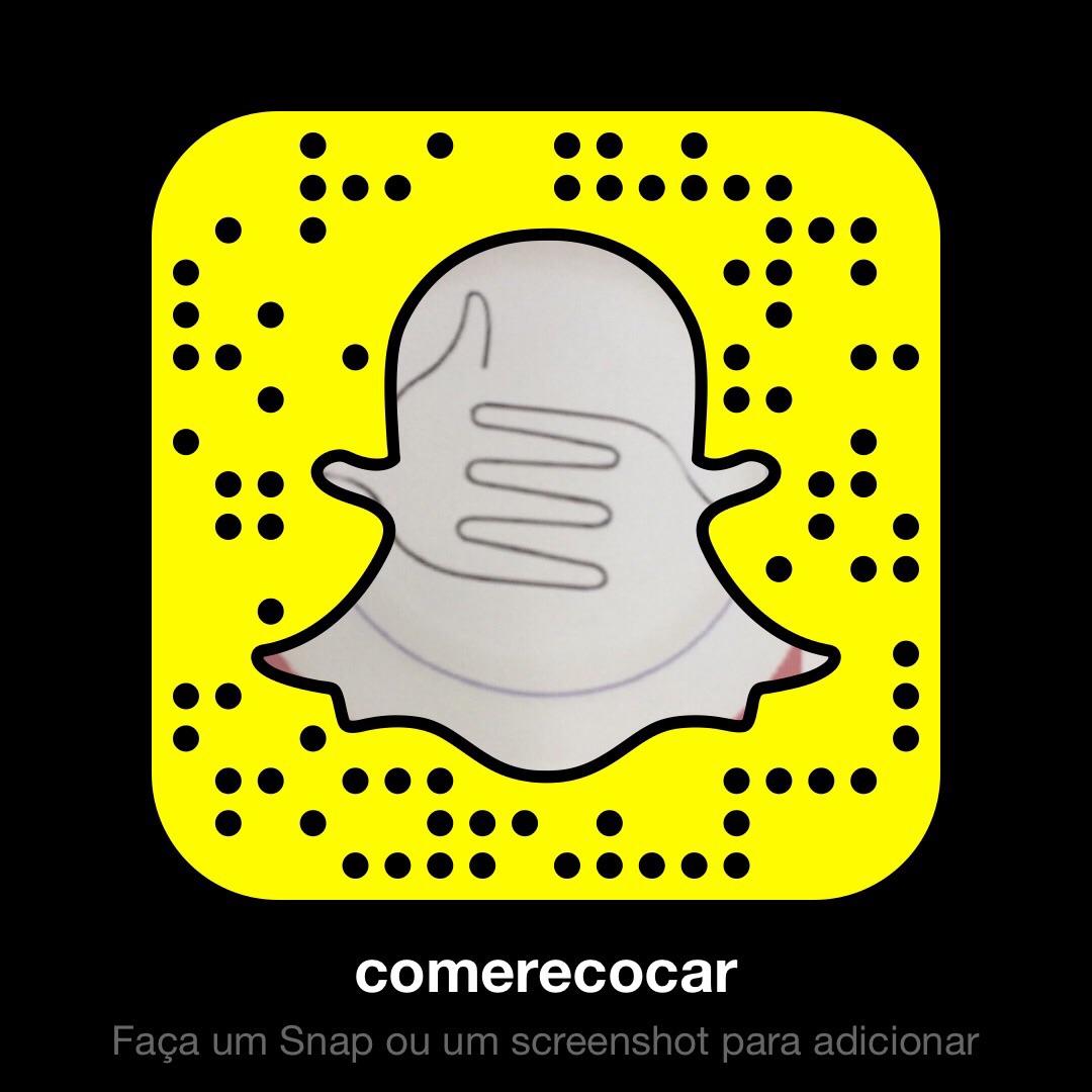 Snapchat comerecocar