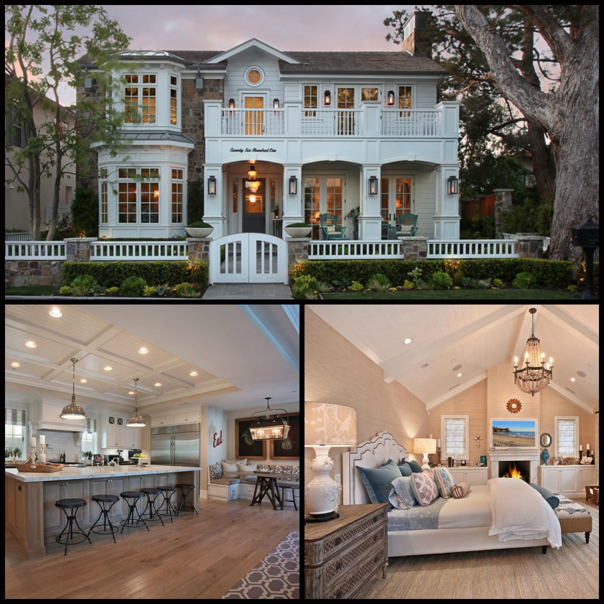 Ciao newport beach 5 gorgeous homes in newport beach for California home decor