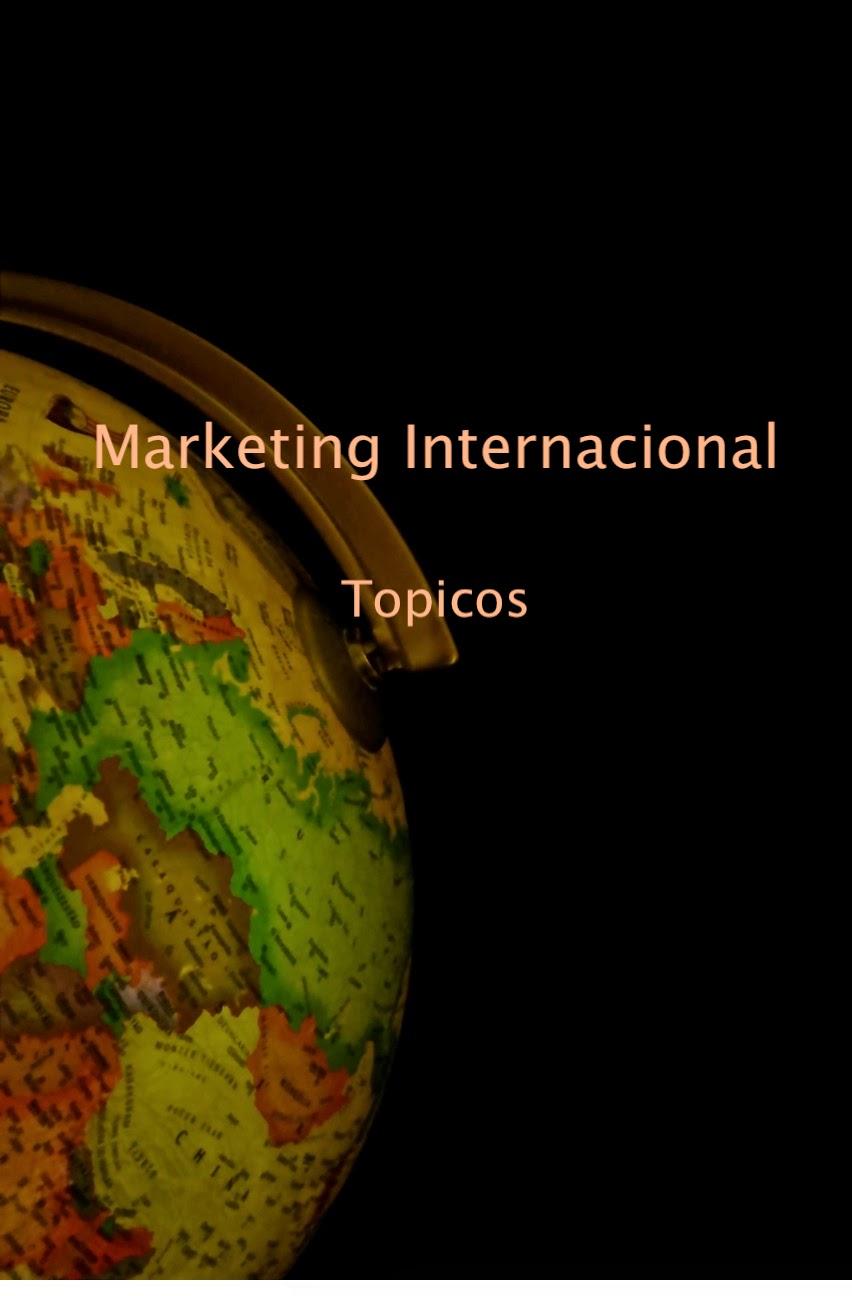 Marketing Internacional - Tópicos