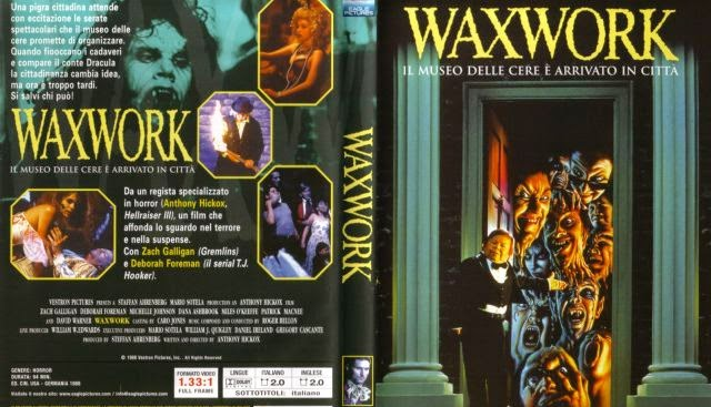 Waxwork, película