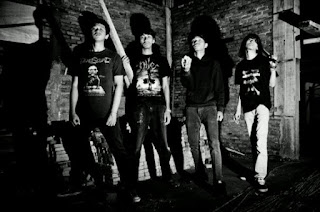 Bloody Faith Foto Wallpaper Band Death Metal Jakarta Indonesia Cover Album