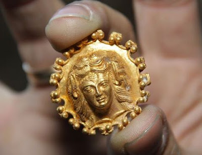 More on Unique Thracian treasure found in Bulgaria