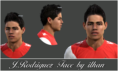 J.Rodriguez Face by ilhan