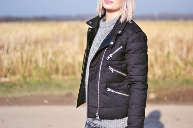 The kooples, jacket, winter, sport, zippers, sportive, designer, BT2, dublin, Brown thomas