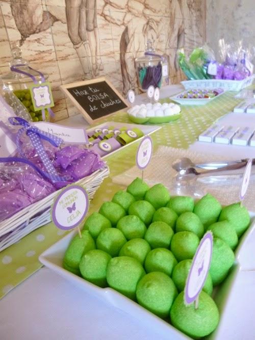 Mesa dulces comunion