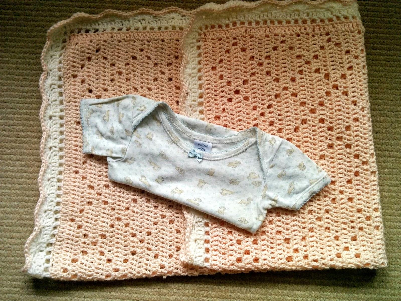 Corinevandongen Vintage Baby Deken Roze