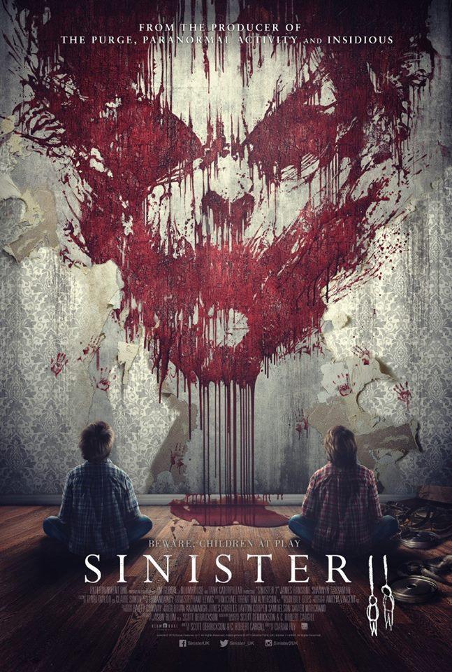 Sinister 2 (2015) เห็นแล้วต้องตาย 2 HD