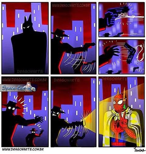 funny comics Batman pics
