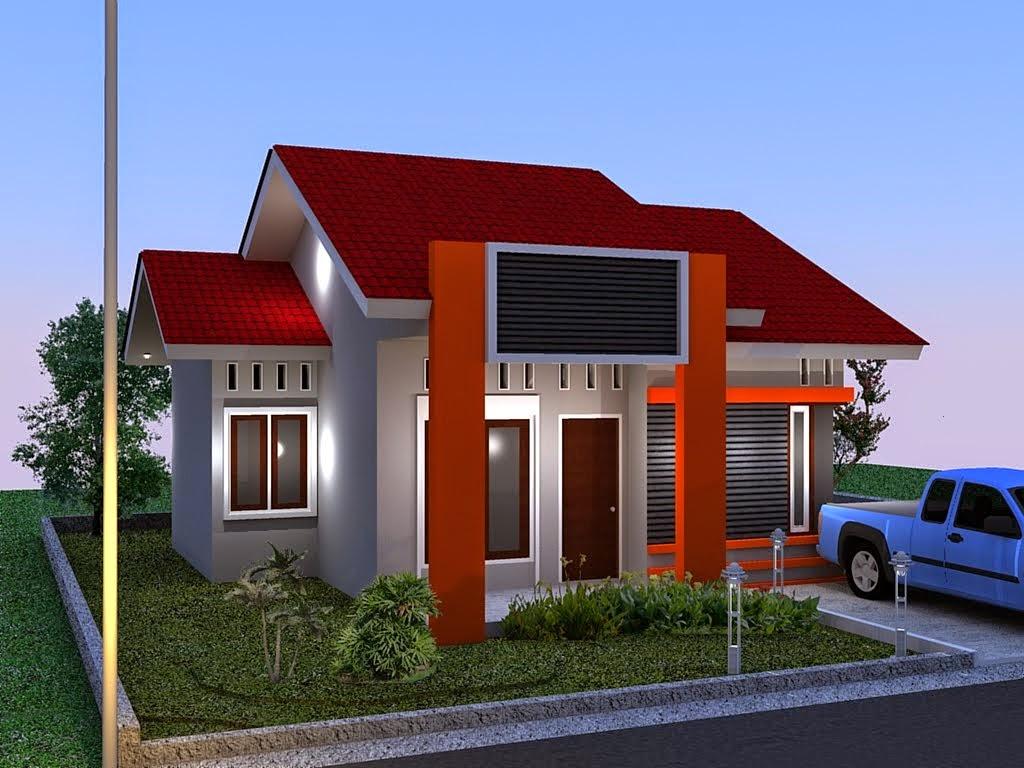 rumah minimalis type 100