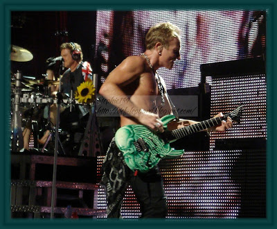 Rick Allen and Phil Collen - 2009 - Def Leppard
