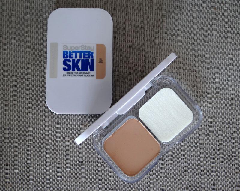 Better Skin SuperStay de Gemey Maybelline, la bonne surprise