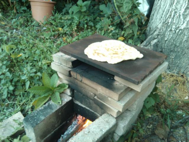 La rocket stove ovvero una stufa fai da te self made for Stufa rocket