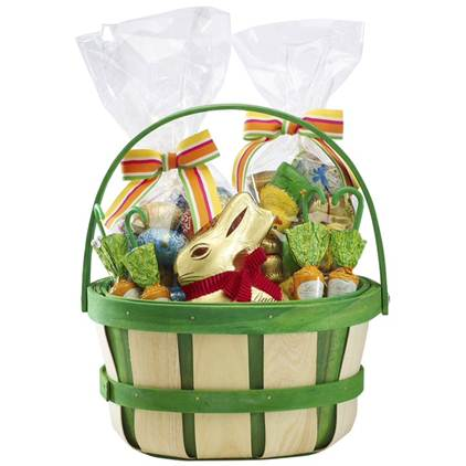 Lindt gold bunny 60th birthday easter basket giveaway 55 arv to enter tell me about one of your easter traditions this is required and must be done before the extra entries count negle Gallery