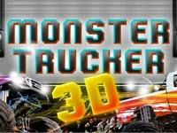 Monster Trucker 3D | Juegos15.com