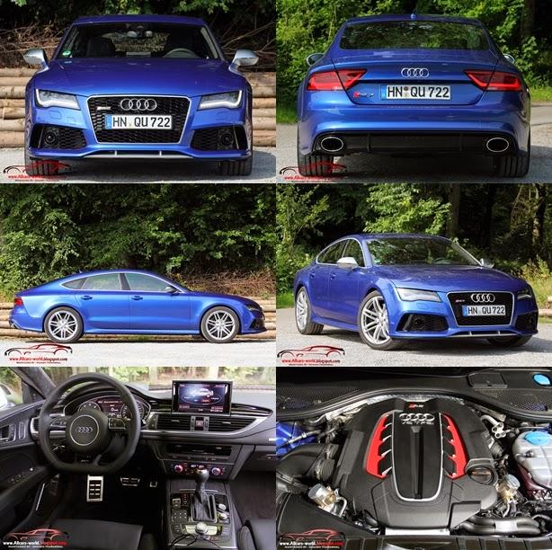 Automotive News: 2014 Audi RS7