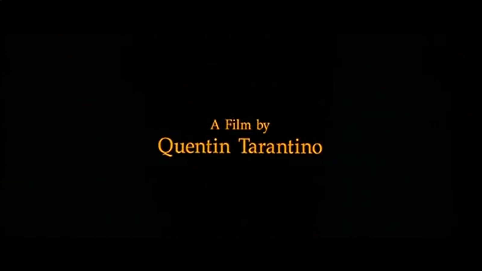 an analysis of the character mr blonde in the movie reservoir dogs directed by quentin tarantino Is an american crime comedy, directed and written by quentin tarantino reservoir dogs (1992) - open-ended trailer for reservoir dogs true romance (1993) tarantino wiki is a fandom movies community.