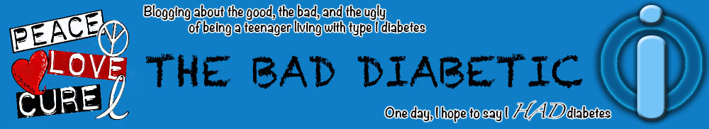 the bad diabetic