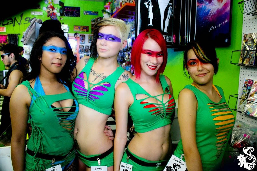 Ninja Turtles Cosplay
