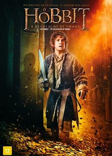 O Hobbit: A Desolação de Smaug - BDRip Dual Áudio