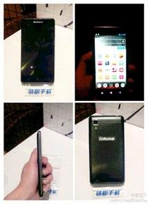 Lenovo P780, Smartphone Berspesifikasi Canggih Dengan Bintang Iklan Kobe Bryant
