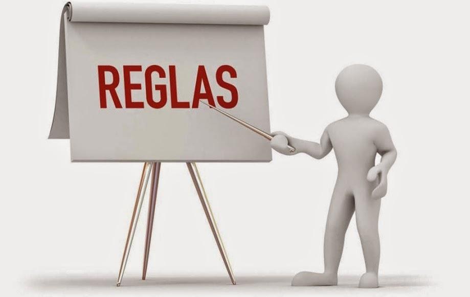 Las reglas dentro de las normas juridicas