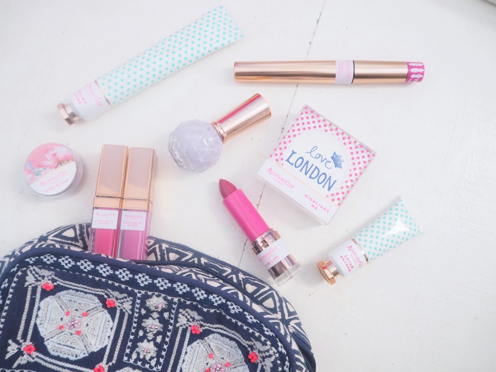 accessorize make up review