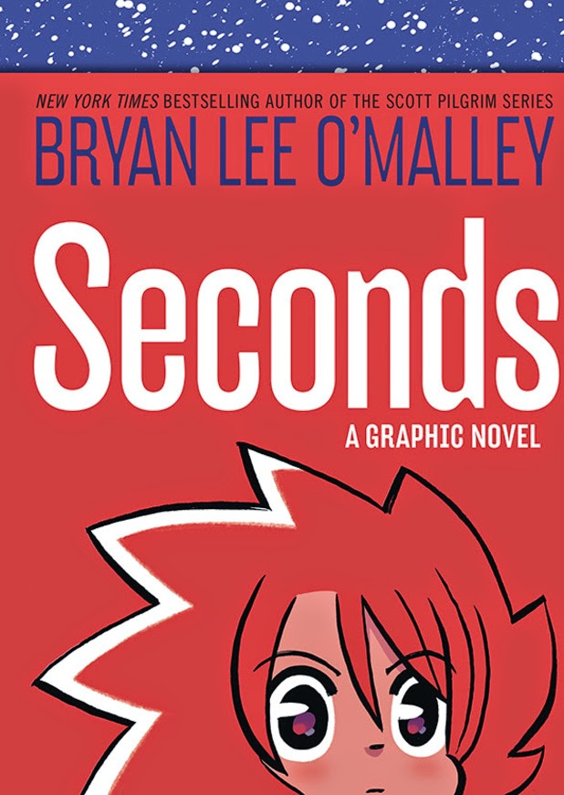 Bryan Lee O'Malley Seconds Cover