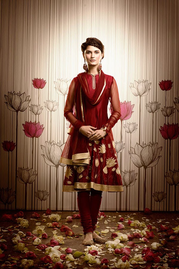 BIBA by Rohit Bal - Collection of Splendid Collection of Anarkalis, Suits and Churidars