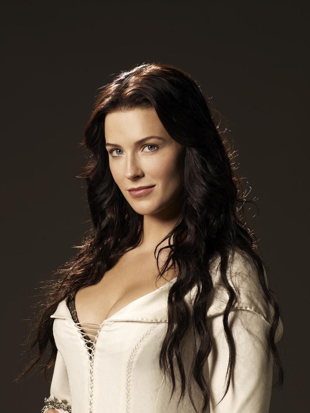 Celebrities Movies And Games Bridget Regan As Kahlan